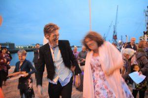 huwelijksceremonie Nico en Mieke